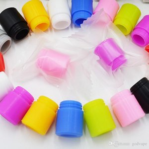 810 Disposable Test Suck Mouthpiece Drip Tips Silicone Rubber Tester Tip For TFV12 TFV8 X Big Baby Prince Tank Crown RTA