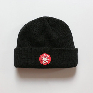 CAV BALK BEANLARI Kış Şapkalar Erkekler Kadınlar Için Bayanlar Akrilik Kelepçe Kısa Kafatası Kap Örme Hip Hop Harajuku Skullies Açık Moda Kauçuk