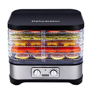 Dörrgerät für Heim Dehydratoren Prozessor Trockner 5 Schicht Küche backen, Gemüse, Obst Ofen