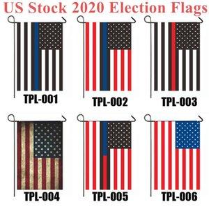 Elezione Bandiera 30 * 45cm Elezioni presidenziali Banner Keep America Grande Trump Biden Campaign Flag DHC1232