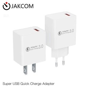 JAKCOM QC3 Super-USB Quick Charge Adapter Neues Produkt von Handy-Adapter als Silikonarmband Ballon bf Video-Player