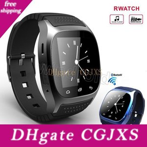 Smartwatch M26 Bluetooth Wireless Wearable Device Smart Watch Sport Watch For Samsung Note 7 Universal Android Cellphone With Retail Box 20