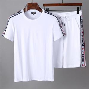 Mens New Brand Designer Sets T-shirt And Pant Men Cotton Short Tracksuit Women Summer Suit Short Sport Suit 1Pcs Set M-3XL