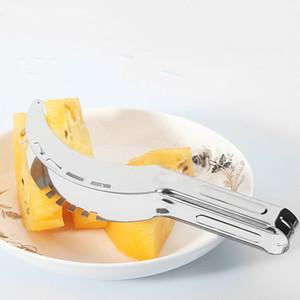 Neue Wassermelone Cutter Slicer Melone Cutter-Messer-Frucht Segmentation Watermelon Corer Cantaloupe Schneiden Seeder Slicer Scoop BC BH0563