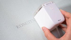 Mbrush 2020 nuevo mini portátil fabricante de teléfonos móviles etiqueta de la impresora de inyección de tinta de impresora inalámbrico de mano personalizada del color DIY para el regalo Chiristmas