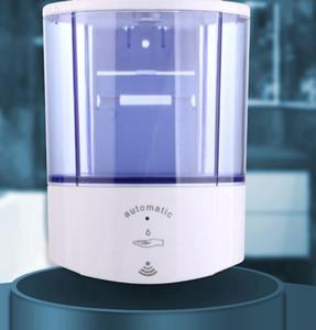 1000ML Liquid Soap Container automatischer Infrarot-Sensor Seifenspender mit hoher Kapazität für Wandmontage Automatische Dispenser LJJK2453