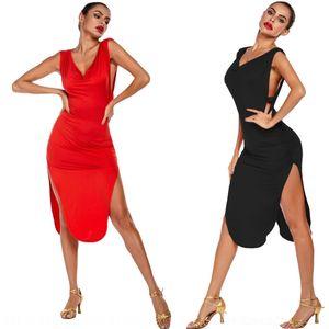 RgxTZ Hot-seller Habitual habitual terno terno padrão nacional de dança prática Square Dance Latina Nova