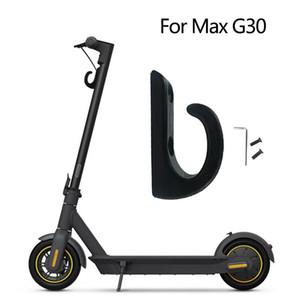 NINEBOT MAX G30 저장 행거 액세서리 블랙 전동 스쿠터 프론트 후크 매달려 가방 후크