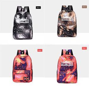 Regina Fortnite Starry Sky Fortezza Notte zaino Freddie Mercury Daypack We Are The Champions Schoolbag Computer Interfalda Zaino Can # 608