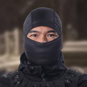 renk sürme maskesi Kafa güneş rüzgar geçirmez dış mekan spor saf Warchief / Chief kafa kapağını Y1oJK maske açık spor haberleri