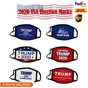 EEUU Stock 2020 Máscaras Elección Trump impedir que las mascarillas América del Gran Partido Biden Cosplay Una vez más la cara del polvo anti contaminación boca de algodón de la cubierta