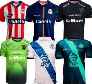 20 21 atletico camisas de futebol de San Luis Puebla FC FC Juarez Juarez 2020 2021 liga mx casa de distância camiseta de Fútbol do futebol camisas