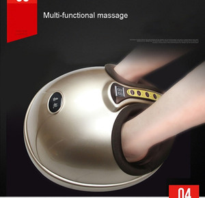 Electric Foot Massager Foot Massage Machine For Health Care,Personal Air Pressure Shiatsu Infrared Feet Massager With heating