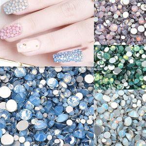 crystal rhinestone diamond gem 3D glitter nail art decoration beauty