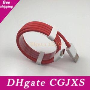 Nuova 100 centimetri 3 .3 Ft veloce rapida Dash Tipo -C cavo dati USB Per OnePlus 3 A3000 Tipo -C rotonda cavo rosso