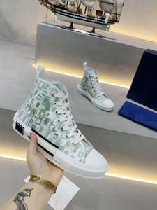 New 19SS tissus technologiques Oblique B23 Chaussures montantes casual hommes chaussures luxe design femmes mode b23 Chaussures occasionnels multi couleur p5