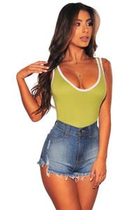 Denim Shorts Frauen-Sommer-Cotton Thin Section Thin Quaste Jeans Frauen Casual Blau dünne klassische Gebrochene Zipper Jeans-Shorts