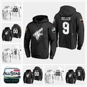 Arizona Coyotes 2019 All-Star Game Hoodie Jersey Oliver Ekman-Larsson Clayton Keller Derek Stepan Brad Richardson Vinnie Hinostroza Galcheny