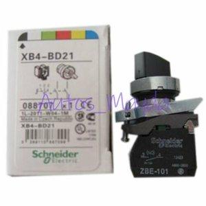 Brand New Schneider 10pc Sélecteur électrique Switch XB4BD21 Garantie de 1 an