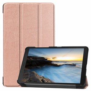 Cgjxs Manyetik Trifold Kılıf Tablet için Samsung Galaxy Tab A 8 0,0 2019 T290 T295 P205 P200 Tab A 8 0,0 2018 T387 180pcs