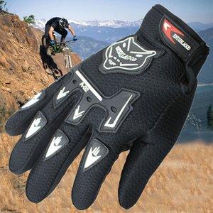 QncOi Zhejiang automne et l'hiver cyclisme Fox tête respirant sport origine complète de gants de doigts de vélo et des gants