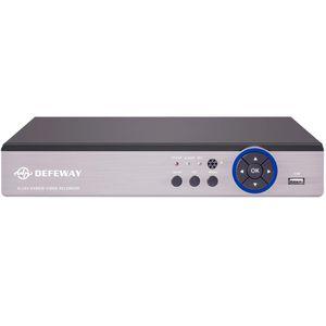 DEFEWAY 1080N HDMI видеонаблюдения видеорегистратор 16 CH AHD DVR HDD сети P2P система 16 канала CCTV безопасности