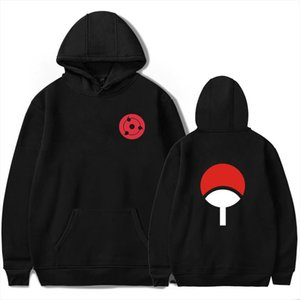 Fashion Anime Naruto Long Sleeve Fleece Pullover Capless Sweatshirt One Piece Luffy Hoodies Women Men Hip Hop Streetwear Clothes