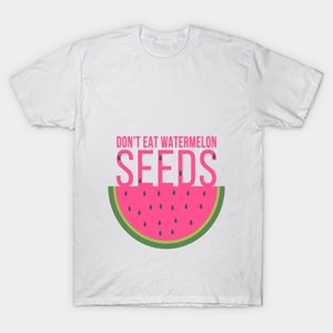 Men t-shirt Don t eat watermelon seeds tshirt Women t shirt