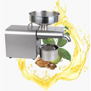 1500w Stainless steel automatic oil machine small commercial oil press Hemp coconut oil extractor machine M9