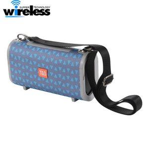 TG123 Kablosuz Bluetooth 4.2 Hoparlör Süper Bass Subwoofer Açık Ses Kutusu FM El Stereo Hoparlör destek TF Kart