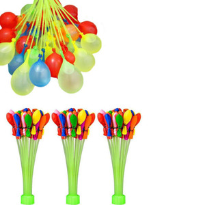 Water Balloons Toys Water Injection Rapid Filled Summer Water Bomb for Kids Water-filled Balloons Beach Fun Party Chindren Kids Toys