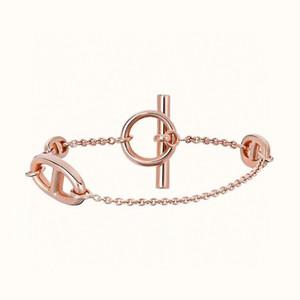 2020 nouvelle 925 bracelet en argent pur amie Bracelets simple femme ins nez mignon de porc du vent frais de tempérament Bracelets Bracelet personnalité