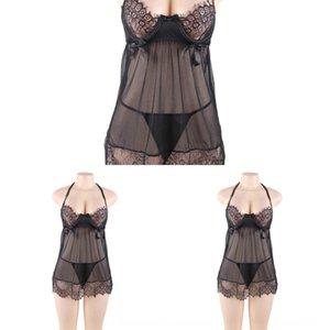 Большой размер стальной ремень ночная рубашка 80636 Большой размер сексуальное нижнее белье сексуальное стали ремешок ночная рубашка 80636 нижнее белье пижамы пижамы пижамы