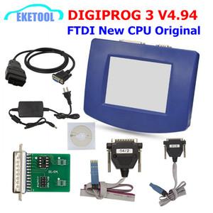 Digiprog 3 V4.94 OBD Version FT232 Stable Qualité Digiprog3 OBD ST01 ST04 Ddometer Correction Digiprog iii OBD Câble