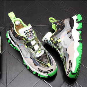 fashion print designer sneakers men casual shoes Hip-hop prom shoes Young student board shoes zapatillas hombre,chaussure homme