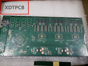 XDTPCB Printed Circuit Board Prototype Custom Double Sided PCB Sample Plated Production Low Price Need Send Files For Quotation