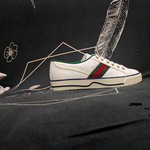 sneakers gg gamer para a mulher com a caixa de alta qualidade moda de luxo 1977 sapatos casuais homem Sola de borracha