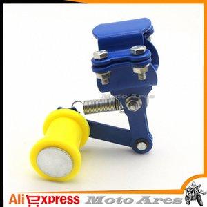 Accessoires moto automatique Régulateur modifiés ajustent du tendeur de chaîne ajuster Chanis de moto longueur du dispositif tendeur 2GqT #