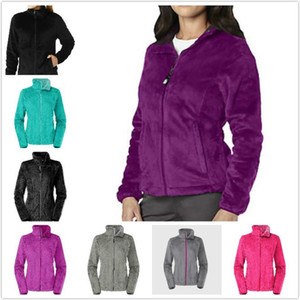 Yeni Kış NF Bayan Polar Osito Ceketler Moda Yumuşak Polar Sıcak İnce Coats Açık Bayanlar Marka Erkek Çocuk Sıcak Ceket Down Kadınlar Coat