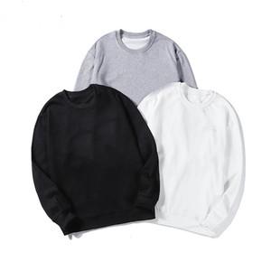 XL-5XL Büyük Boy Adam Hoodies Spor Hoodies Tişörtü Erkek Katı Renk Hoodie Hip Hop Streetwear Dış Giyim Sonbahar Bahar Hoody Erkek Kazak