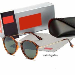 Black Friday Glasses Gafas de sol Redondo Retro Recubrimiento Diseñador Sunglasses Geni Hombre Calidad Nuevos Hombres Vintage Mujeres Llegada Evqce