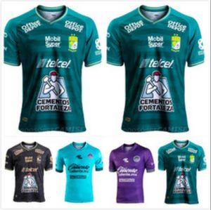 ليون FC 20 21 ليون لكرة القدم بالقميص المنزل بعيدا 2020 2021 مازاتلان مازاتلان W.TESILLO انخيل M. كامبل الدوري المكسيكي الممتاز camisetas قميص كرة القدم