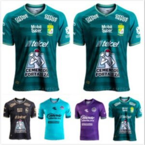 Leon FC 20 21 camisas de futebol home away 2020 2021 Mazatlan W.TESILLO Anjo M. CAMPBELL liga mx Camisetas camisa de futebol leon