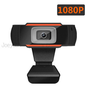 HD Webcam Webcam 30FPS 480P / 720P / 1080P Microfono acustico per assorbimento audio con fotocamera PC USB 2.0 Registrazione video per PC 2.0