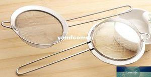 4.7 Strumenti in acciaio inox Filtri setaccio pasta setaccio Colapasta gadget da cucina per Tea Maker Noodle