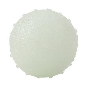 Suministros de limpieza de dientes cachorro elástico de la bola de goma TPR luminoso Pet Chew perro de juguete