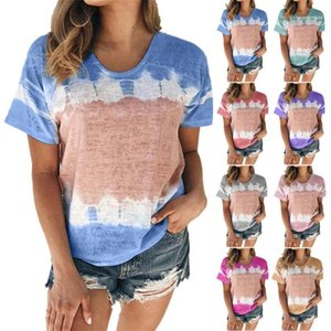 Female Clothing Casual Apparel 5XL Womens Summer Designer Tshirts Crew Neck Short Sleeve Floral Print Homme Clothing Fashion Style
