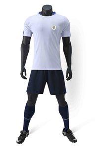 FC 08 Homburg 100 % 폴리 에스터 스포츠 새로운 패턴 캐주얼 T 셔츠 축구 트랙 슈트 트렌디 한 망 축구 Tracksuits