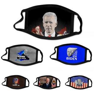 2020 Trump маска Байдена маской президентских выборов в США для взрослых и детей маски для лица кампании Трамп печати Маски