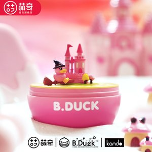 Music box Yellow duck funny egg Twisted egg Rotating music box Decorative music toy 2020 hot selling gift of the chlid